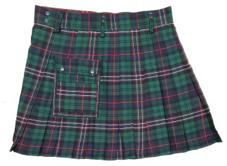 Scottish National Tartan Utility Kilts