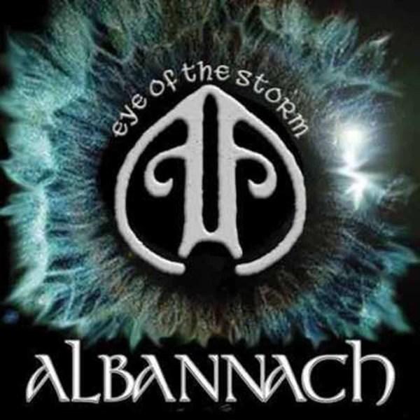 CD - Albannach - Eye of The Storm