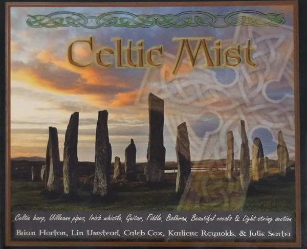 MCDCM1 Celtic Mist CD