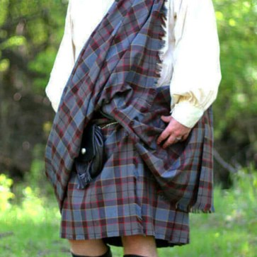 OUTLANDER Great Kilt PolyViscose