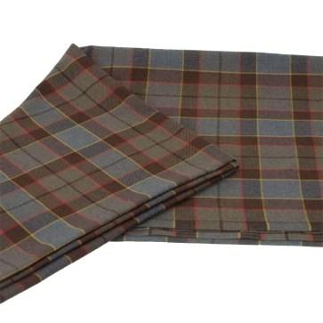 OUTLANDER Poly/Viscose Fraser Tartan Fabric