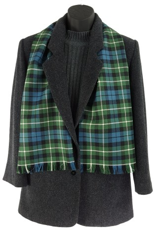Graham of Montrose Premium Wool Scarf
