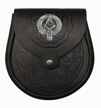 Masonic Crest Sporran