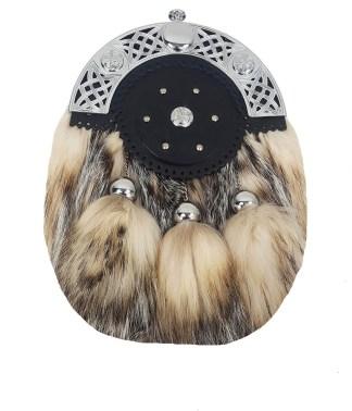 Badger Fur Dress Sporran