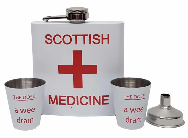 Scottish First Aid Kit