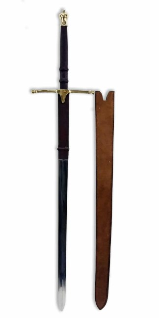 52 Inch Wallace Standard Claymore