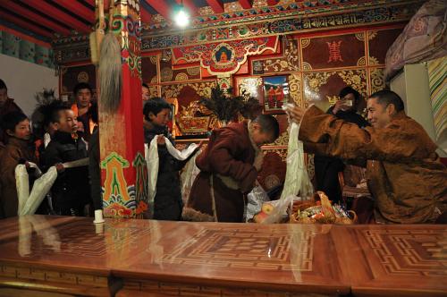 Kilung Children's School Rinpoche blessing DSC_0111