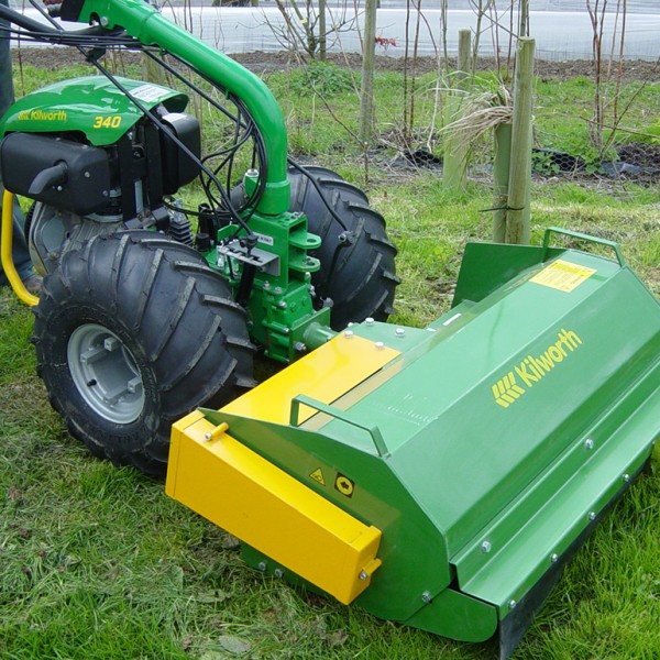 Small Garden Shredder Hire