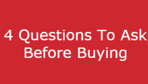 ask these questions before buying