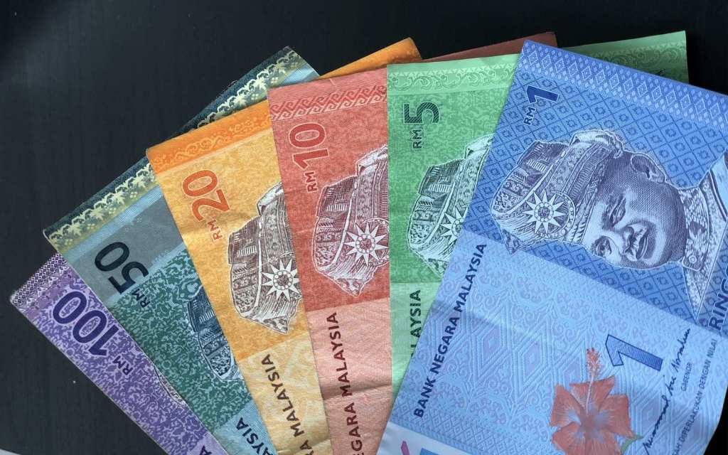 Currency from Malaysia