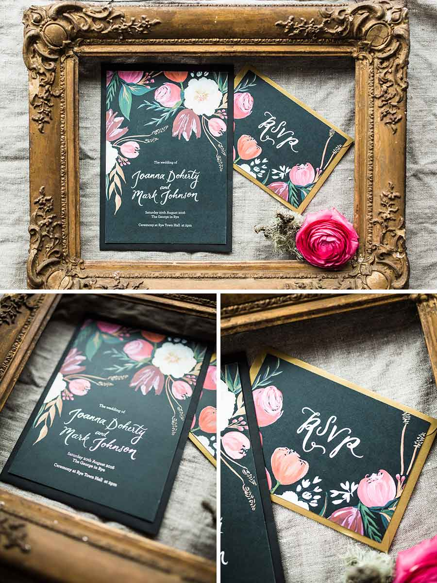Berin Made stationery suite