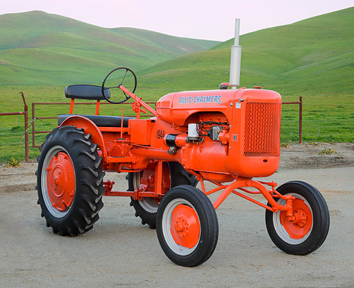 1950 Wd Allis Tractor Chalmers