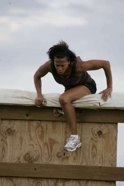 Kim Barnes Jefferson -- Women's Tri Fitness