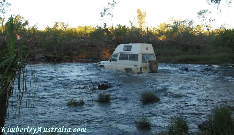 The Gibb River Road Fuel Camping Accommodation Permits