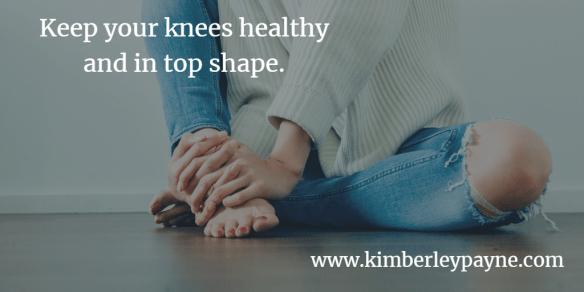 Keep knees healthy