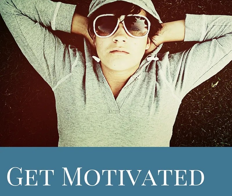 Get Motivated When You Don't Feel Motivated