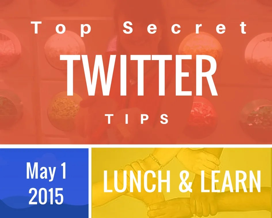 Twitter Lunch & Learn