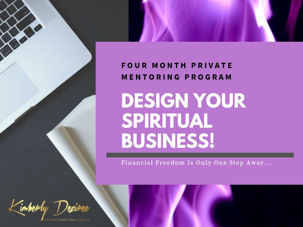 My Courses design your spiritual business