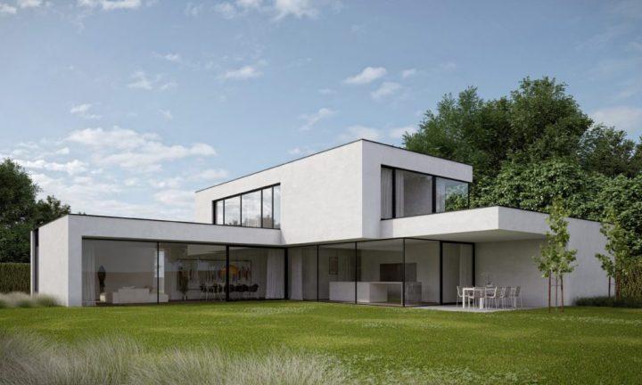 Moderne woning: Droomhuis