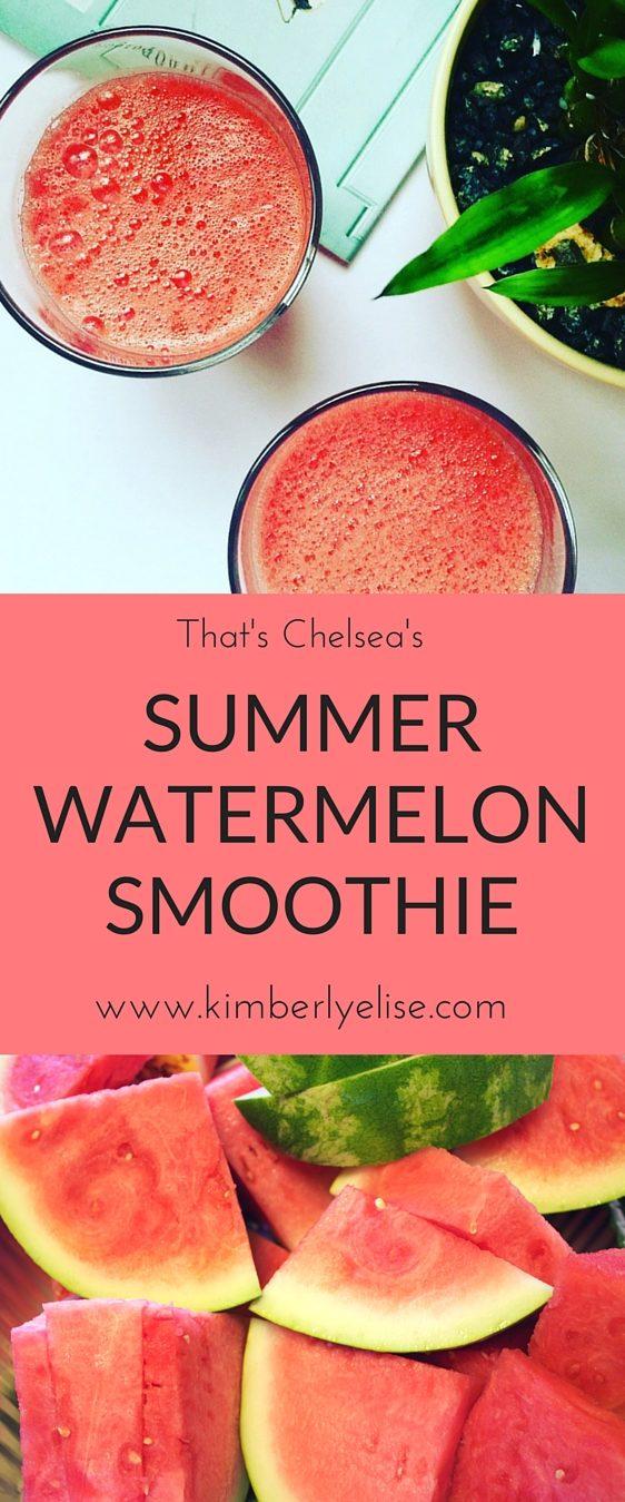 SummerWatermelonSmoothie