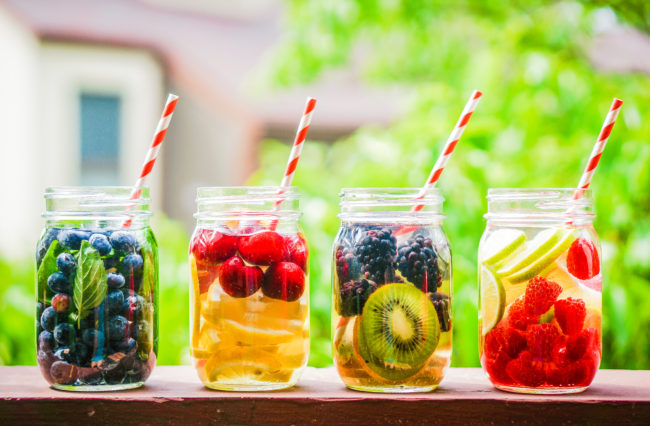 6 Fruit-Infused Detox Water Recipes