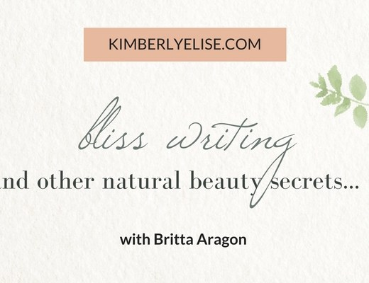 bliss writing