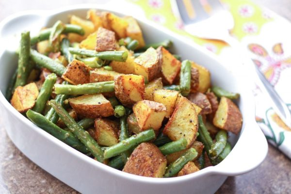 turmeric-potatoes-green-beans-cancer-fighting