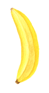 banana-DIY-Recipe-Hair loss