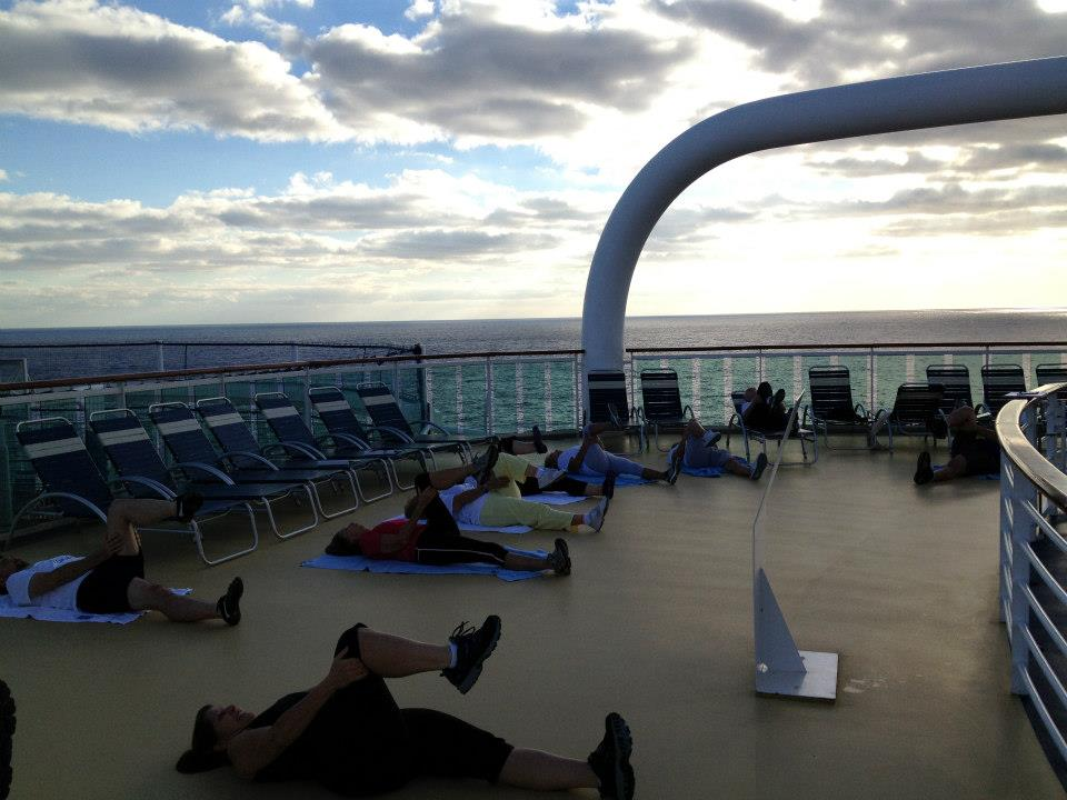 Wellness cruise