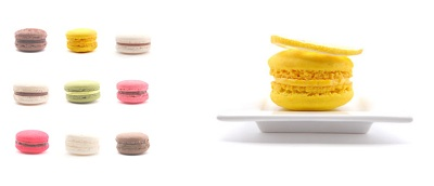 bisous ciao macarons