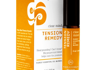 hope gillerman organics clear mind tension remedy