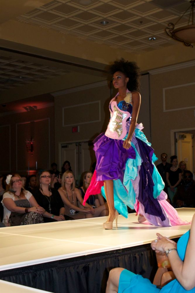 kms couture presents american trash kansas city fashion week