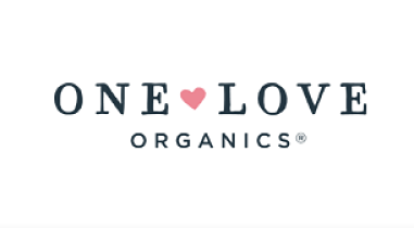 one love organics logo