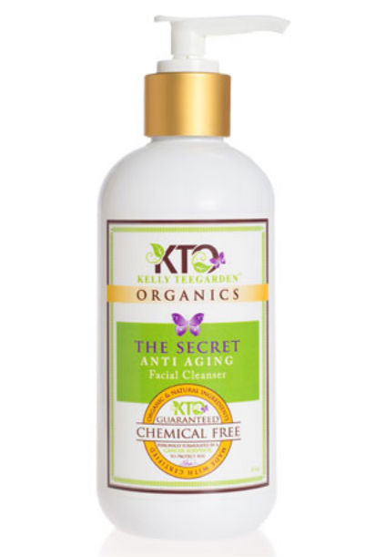 kelly teegarden the secret facial cleanser