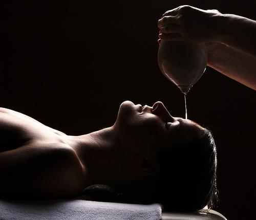 shirodhara facial oil