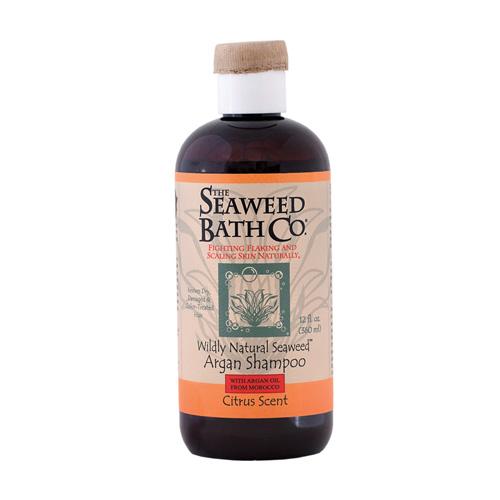 seaweed bath co argan citrus shampoo
