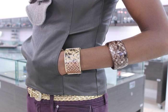 april kansas city fashion week saks off fifth styled by @kimberlyloc