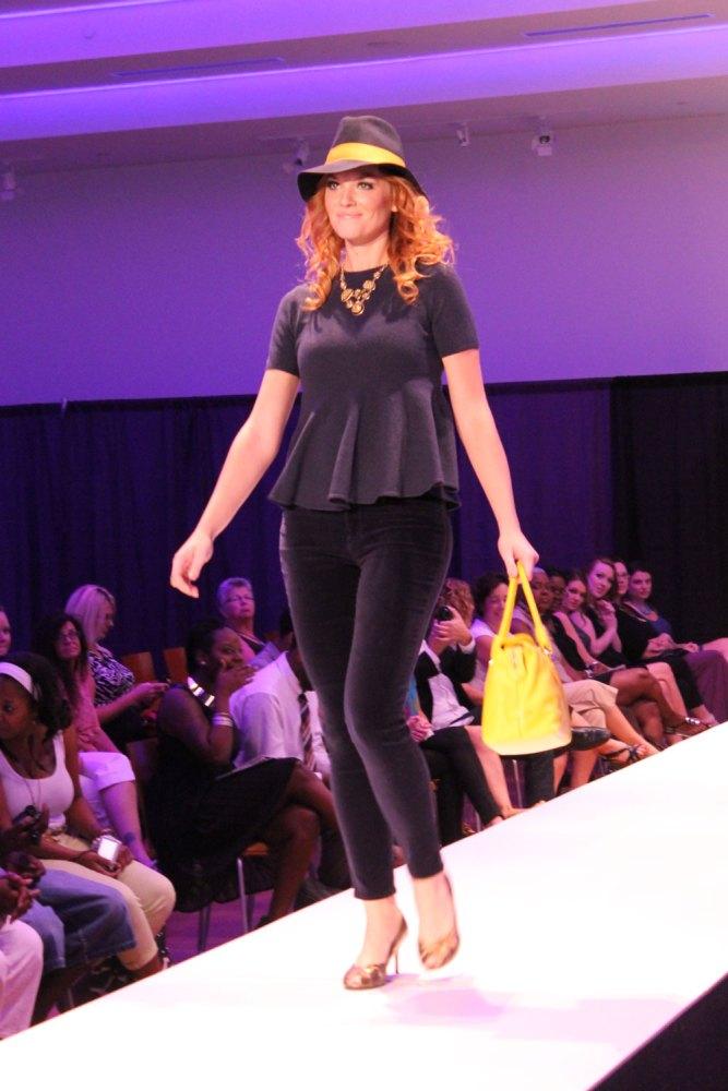 arica model kansas city fashion week boutique sponsor showcase