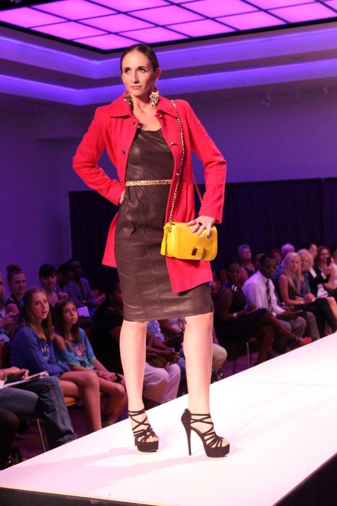 hollyi model kansas city fashion week boutique sponsor showcase