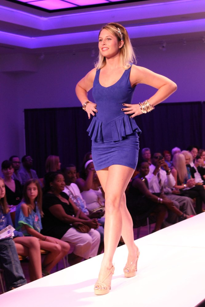 laura model kansas city fashion week boutique sponsor showcase