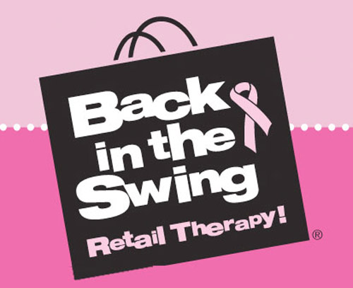 back in the swing retail therapy