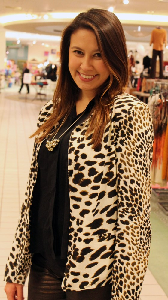 kimberlyloc leopard print jacket