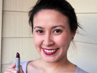 aveda nourish-mint smoothing lip color in passion flower