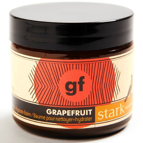 stark skincare grapefruit cleanse + hydrate balm