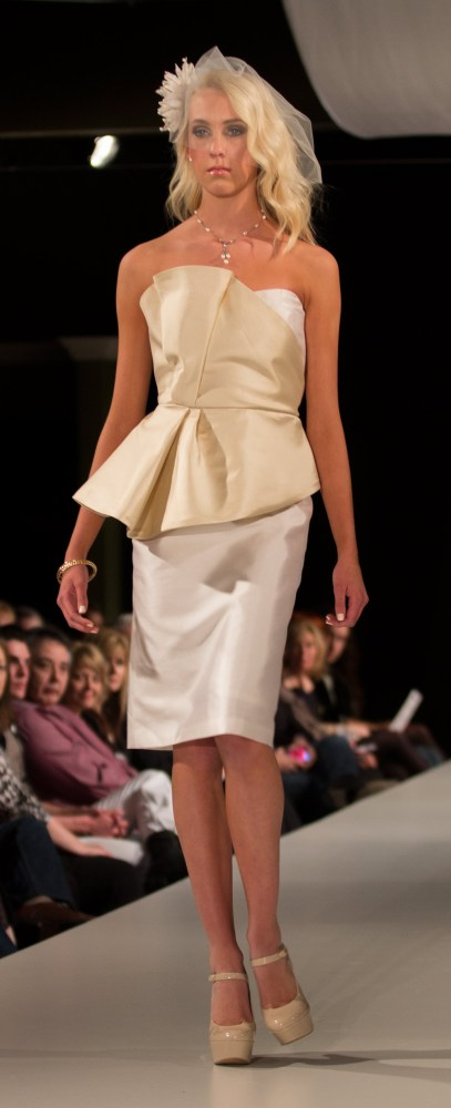 lily anderson walks for katie lee kansas city fashion week