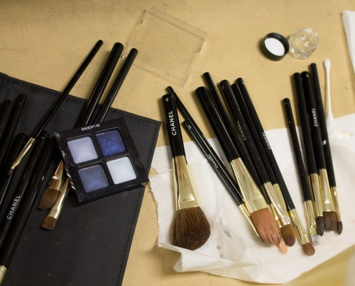 backstage makeup fashion for a cause kansas city