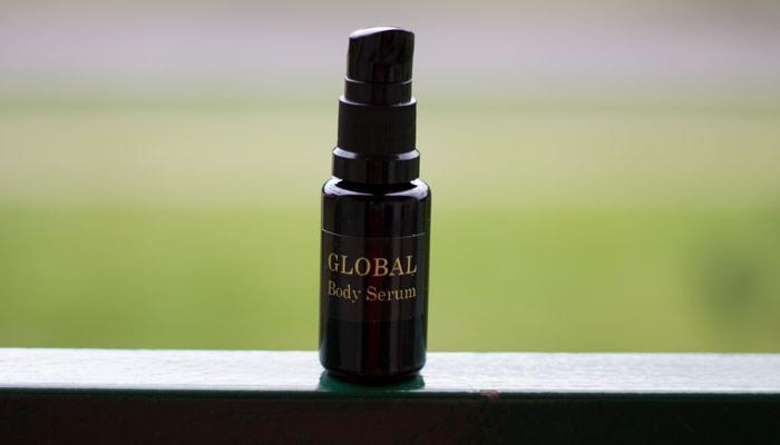 lina hanson global body serum