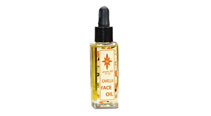 aroma m camellia face oil
