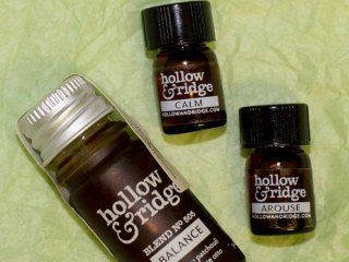 hollow and ridge essential oil fragrance blends