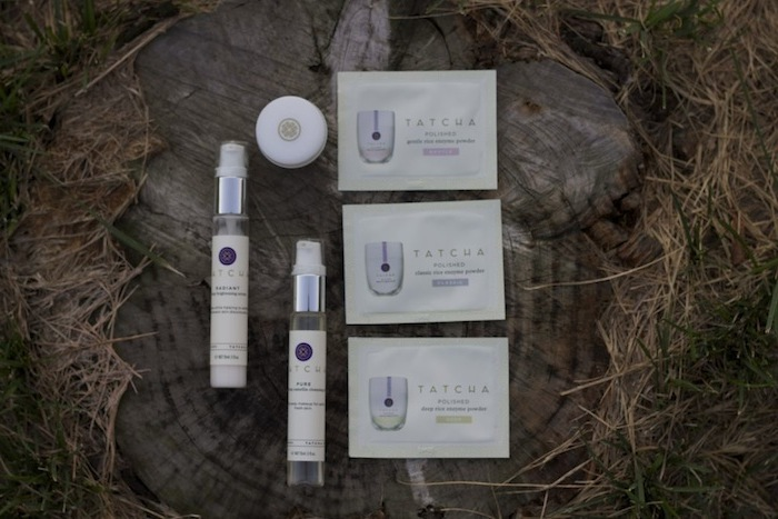tatcha sampler set